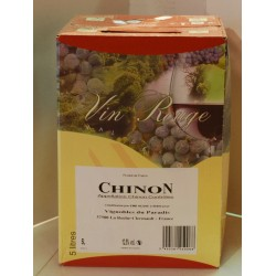 Chinon rouge    5 litres